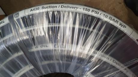 (D = 76мм) Рукав A430  для нефтепродуктов DIXON A430-T2-076