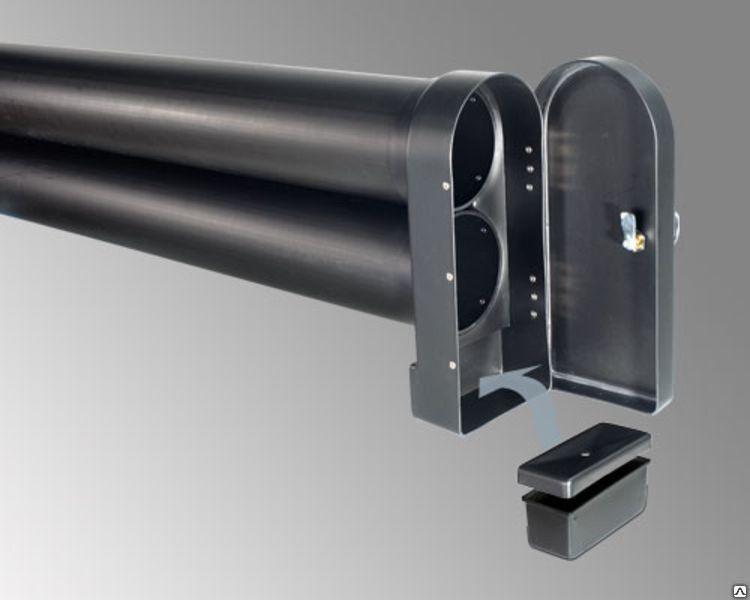 Пенал под рукав диам. 160 мм ДВОЙНОЙ, длина 3,27м Partex