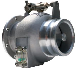 Адаптер отвода паров (в комплекте с интерлоком) Civacon 633LVB-301