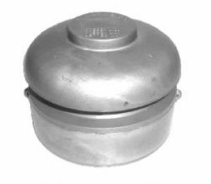 Дыхательный предохранительный клапан с переворотным устройством на 30° Tecnometal 91.00.00/N/7