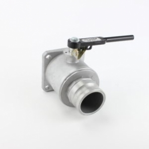 Кран шаровый ДУ 80 camlock A Металлоконструкция