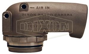 """Клапан отвода паров (компенсационный клапан) (присоединение - резьба NPT) для 16"""" крышки DIXON VR6030SQ"""