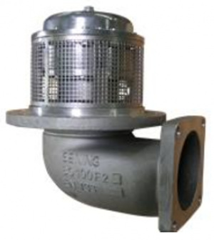 Клапан донный Sening BO100F2