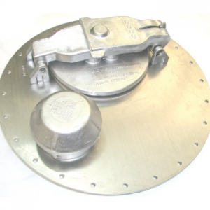 Инспекционный люк, нового образца под конус Tecnometal 58.00.138/SV