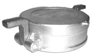 Крышка для адаптера отвода паров Tecnometal 98.00.17